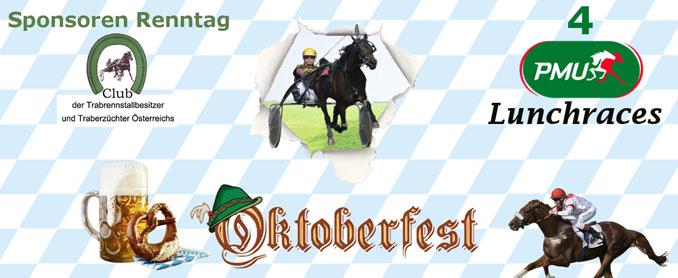 Oktoberfest Renntag der Österreichischen Lotterien